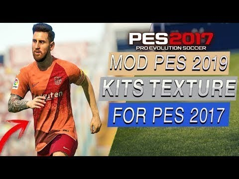 NEW PACK  TEXTURES KITS 2K  PES 2019 FOR PES 2017