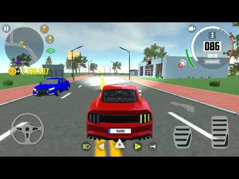 Автосимулятор 2 - Удивительный симулятор вождения # 24 сумасшедшая машина - Ios GamePlay
