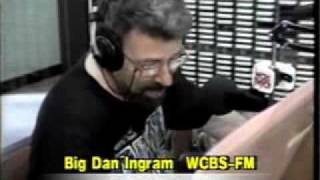 Dan Ingram WCBS FM New York Radio 1992