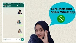 Download Video CARA MEMBUAT STIKER WHATSAPP MENGGUNAKAN FOTO SENDIRI MP3 3GP MP4