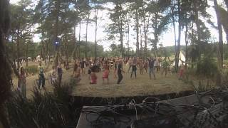GAIA DANCE WITH LITHUANIANS AND GOASIA 2015