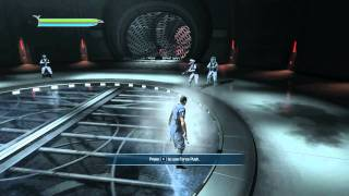 Star Wars The Force Unleashed 2: Gameplay PC(HD)