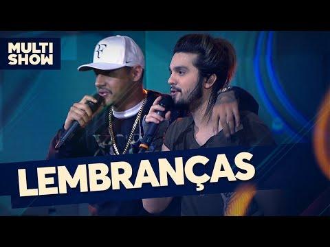 Lembranças | Luan Santana + Hungria Hip Hop | Canta, Luan | Música Multishow