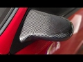 Honda Civic EG 92-95 | Spoon carbón mirrors (HD)
