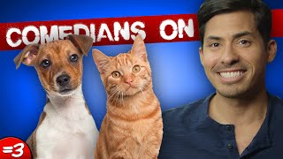 Cats vs. Dogs: Which is better?