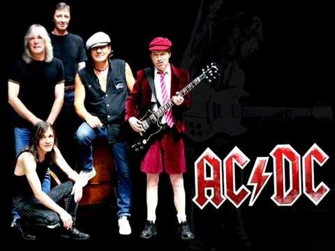 AC/DC-Shoot to Thrill Lyrics