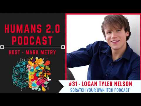 #31 - Logan Tyler Nelson | Attempted Suicide to Curiosity, Compassion and Creativity