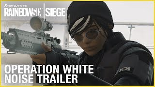 Rainbow Six Siege: Operation White Noise | Official Trailer | Ubisoft [NA]