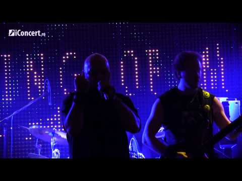Blaze Bayley - Leap of faith - LIVE HD - iConcert.ro