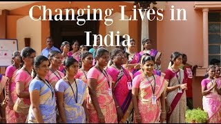 Changing Lives in India   |   Fashion Mumblr