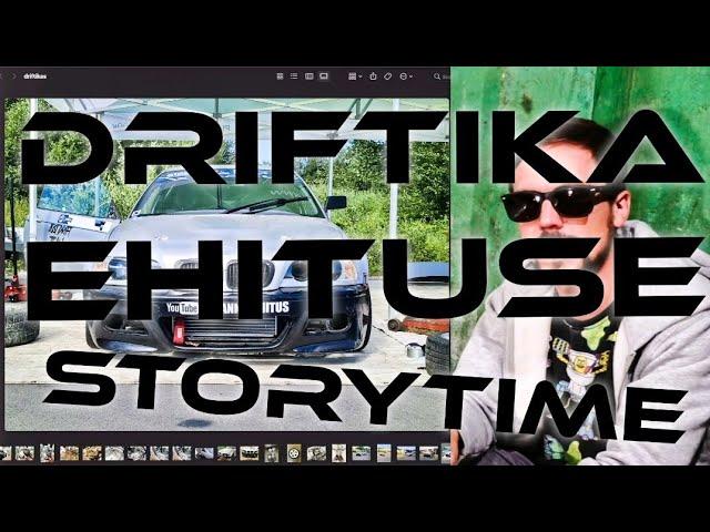 E46 M328 Driftika Ehituse Storytime