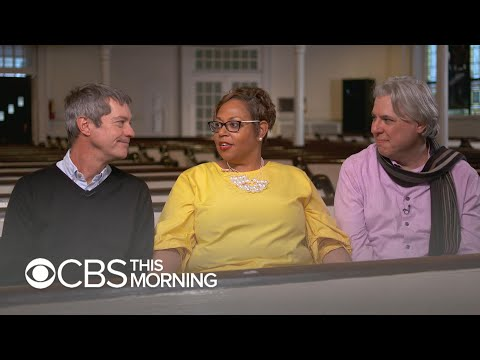 Strangers discover they are connected by Underground Railroad