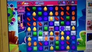 Candy crush level 1520