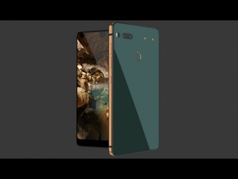 Essential Bezel-less Phone with Dual Cameras Specs and Price in USA for $699