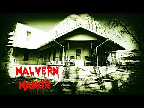 CAN YOU SURVIVE A NIGHT AT MALVERN MANOR? LOVE JAR VLOGS YTOTW SERIES