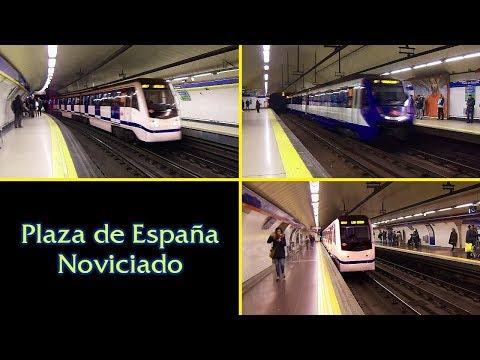 Estación de Plaza de España - Noviciado : Metro de Madrid