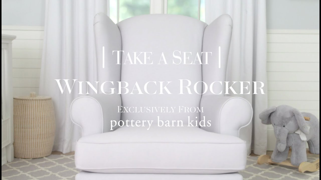Wingback Rocker