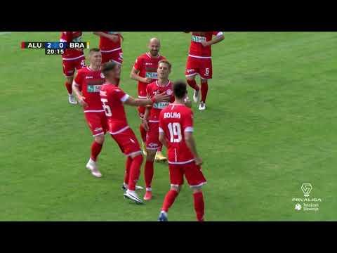 Aluminij Bravo Goals And Highlights
