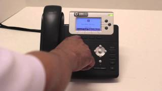 Cisco 7912 How to answer a call