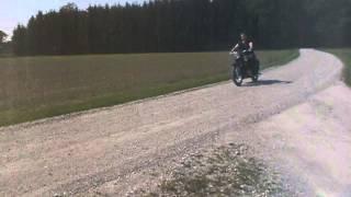 BSA A10 Golden Flash Video 3