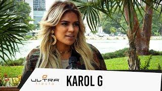 """Karol G nos cuenta todo sobre """"A Ella"""" y sobre ser una de las pocas mujeres en el genero urbano"""