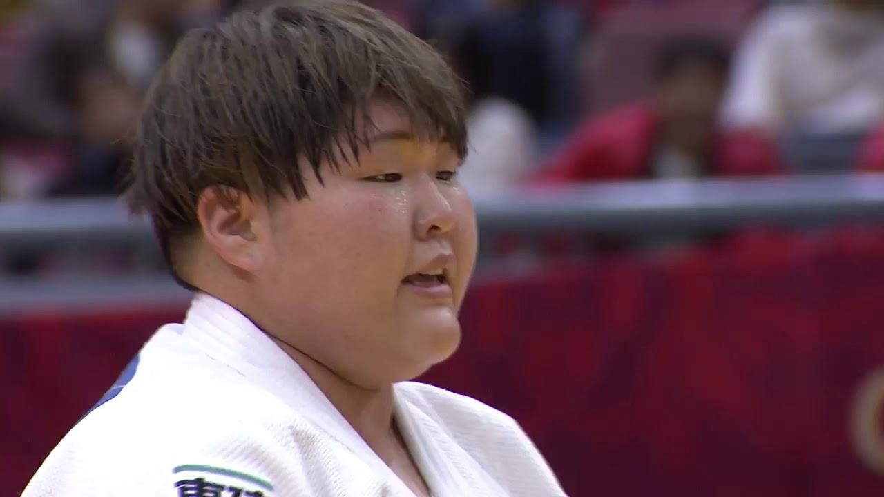 【日本人ハイライト】柔道グランドスラム大阪 3日目[MAT2]予選その2|男子 90kg・100kg・100㎏超級 女子