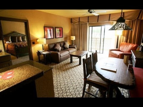 Disney animal kingdom lodge kidani one bedroom tour youtube - 2 bedroom villas near disney world ...