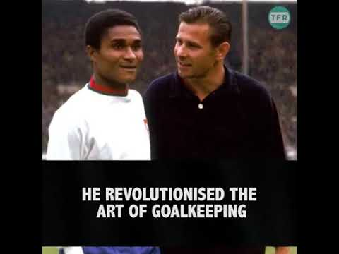 Lev Yashin's story is something to behold  Told by The Football Republic.
