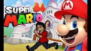 Super Mario 64 Speed Run 16 Star....IS IT NEW PB YET ?