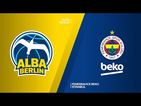 ALBA Berlin - Fenerbahce Beko Istanbul Highlights | Turkish Airlines EuroLeague, RS Round 13