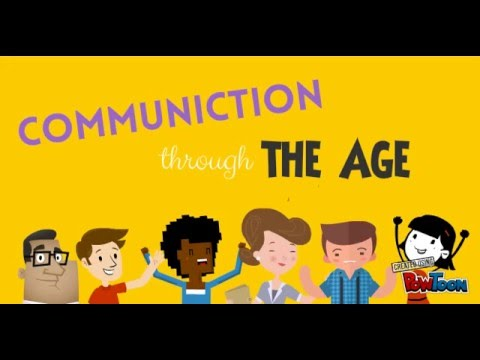 Communication Through The Age