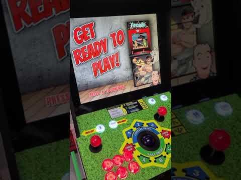 golden tee arcade1up upgrade 2400 games from J M Arcades