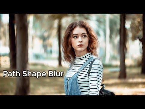 Path Blur in Background | Photoshop Tutorial | Adobe Photoshop CC thumbnail