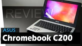 Asus Chromebook C200 - REVIEW