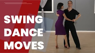 Repeat youtube video How to Swing dance For beginners