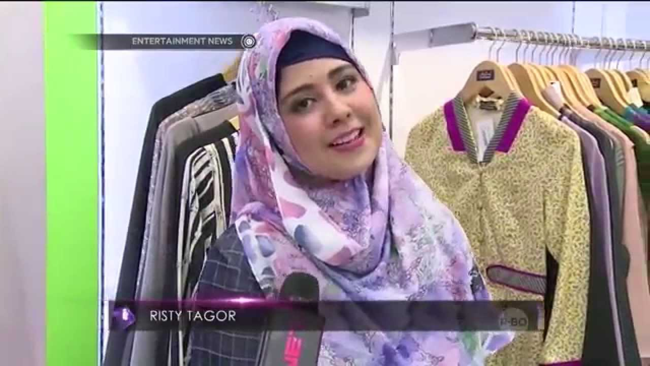 Tutorial Hijab Simpel Ala Risty Tagor YouTube