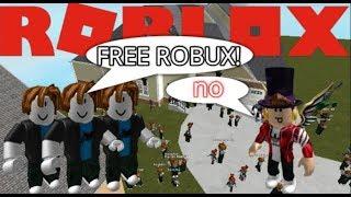 Die Scam Bots Invasion | Roblox Parodie