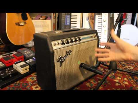 mic-placement-on-a-guitar-amplifier-&-on-axis/off-axis