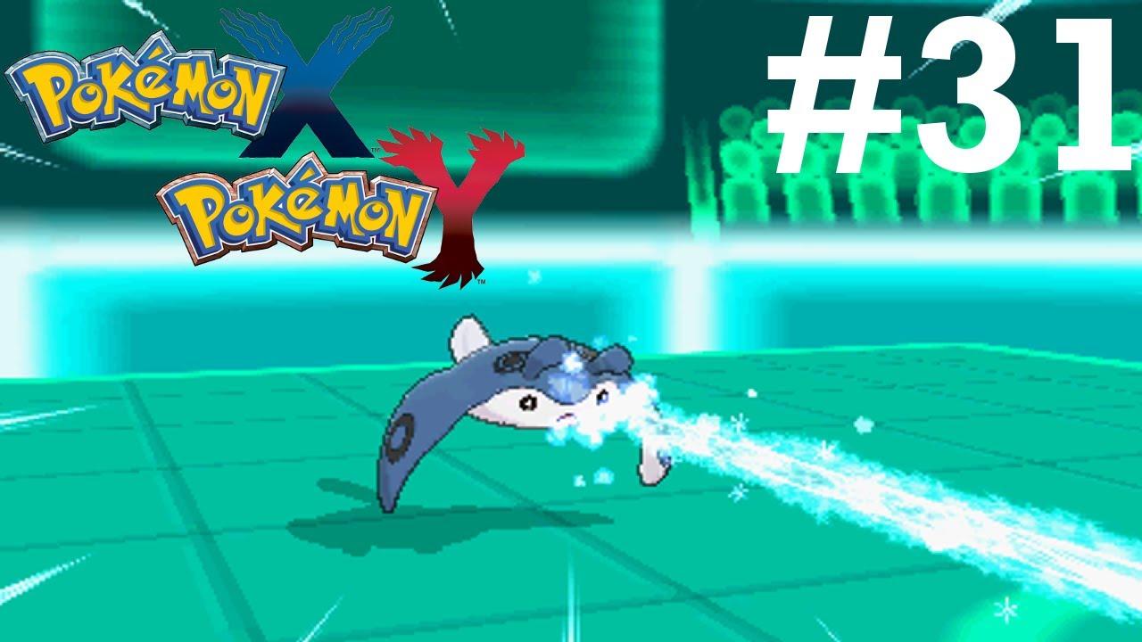 Pokémon X and Y - Episode 49   The Bridge of Friendship