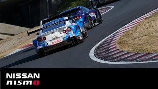 Super GT 2018 Rd.7(Autopolis) Race Day Digest
