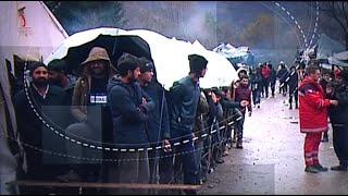 Egyre nagyobb gondot jelentenek az országban lévő mingránsok Boszniában