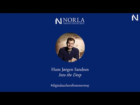 INTO THE DEEP. CRYPTO by HANS JØRGEN SANDNES #digitalauthorsfromnorway