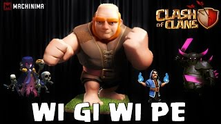 Clash of Clans - Ataque WIGIWIPE
