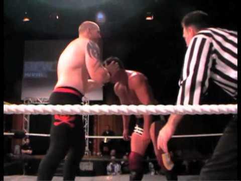 IPW Ignition Heavyweight Champion: The rematch! Dunn vs. De Jong 23