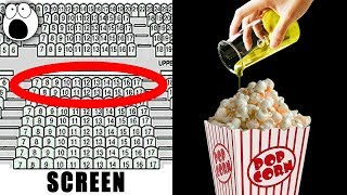 Secrets Movie Theaters Don't Want Us To Know About