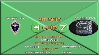 Katania Cup over 40 | Dynamo PS 4:7 FC Rent Car | Giornata 7