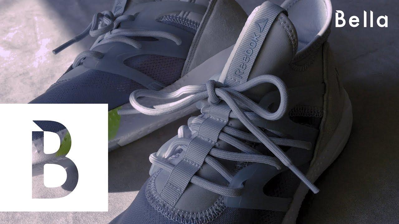 編輯開箱|Gigi Hadid 演藝Reebok HAYASU 率性鞋款- YouTube 633dd6e08