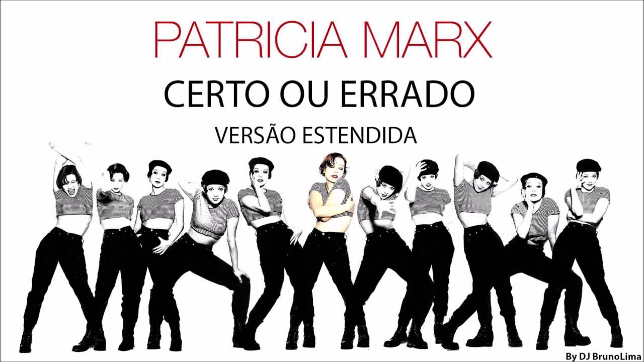 CERTO OU MUSICA ERRADO PATRICIA MARX BAIXAR