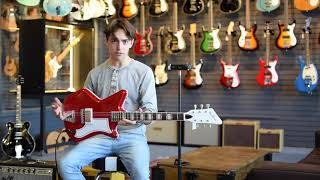 Eastwood Guitars Airline 59 1P Demo
