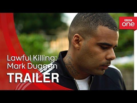 Lawful Killing: Mark Duggan - Trailer | BBC One
